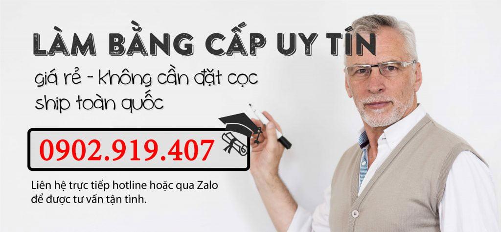Làm bằng THPT cấp 3 tại Hà Nội