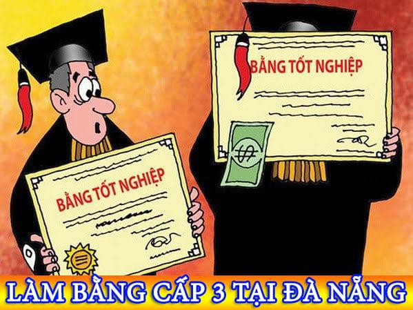 làm bằng cấp 3 tại Đà Nẵng